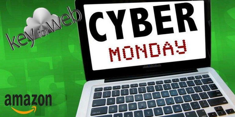 """Aspettando Cyber Monday 2017 Amazon: le migliori offerte del catalogo """"Informatica"""""""