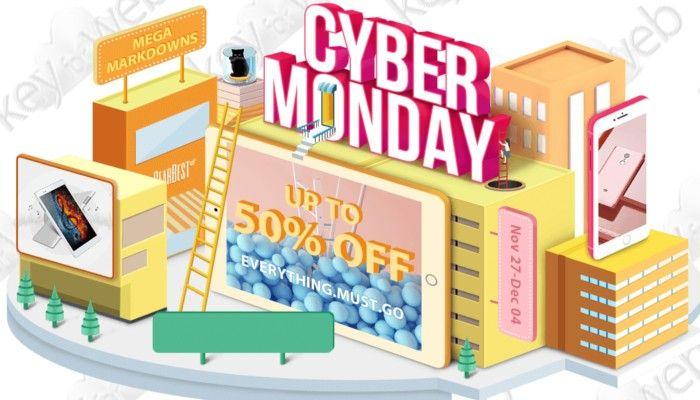 Cyber Monday GearBest: Xiaomi in offerta