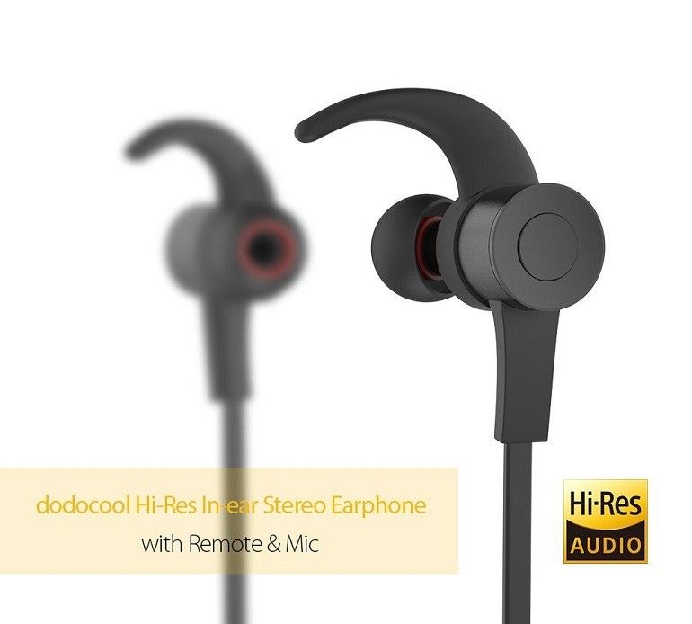 Dodocool Auricolari Hi-Res Stereo