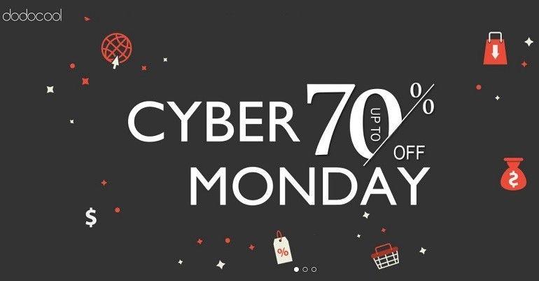 Cyber Monday 2017: Dodocool sorprende con tanti coupon sconto