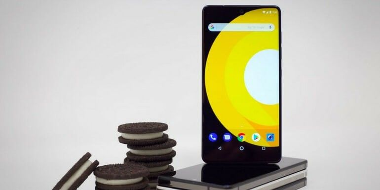 Essential Phone riceve Android 8.1 Oreo stabile