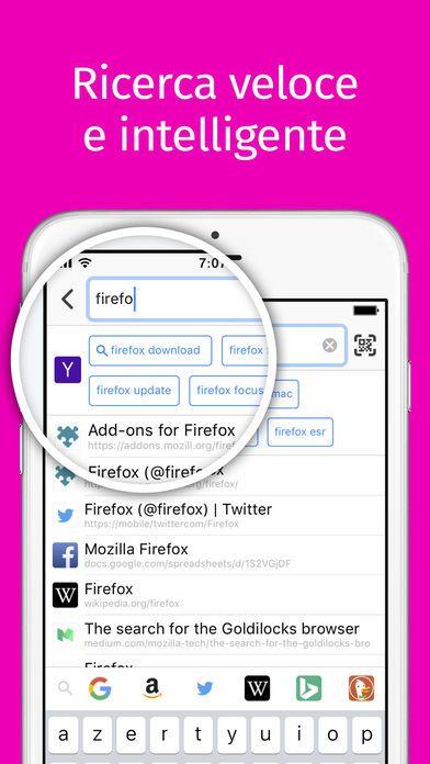 "Il nuovo Mozilla Firefox ""Photon"" arriva su iPhone e iPad"