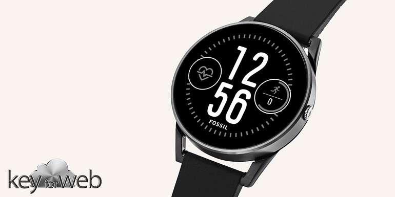 Fossil Q Control: il primo smartwatch sportivo dell'azienda