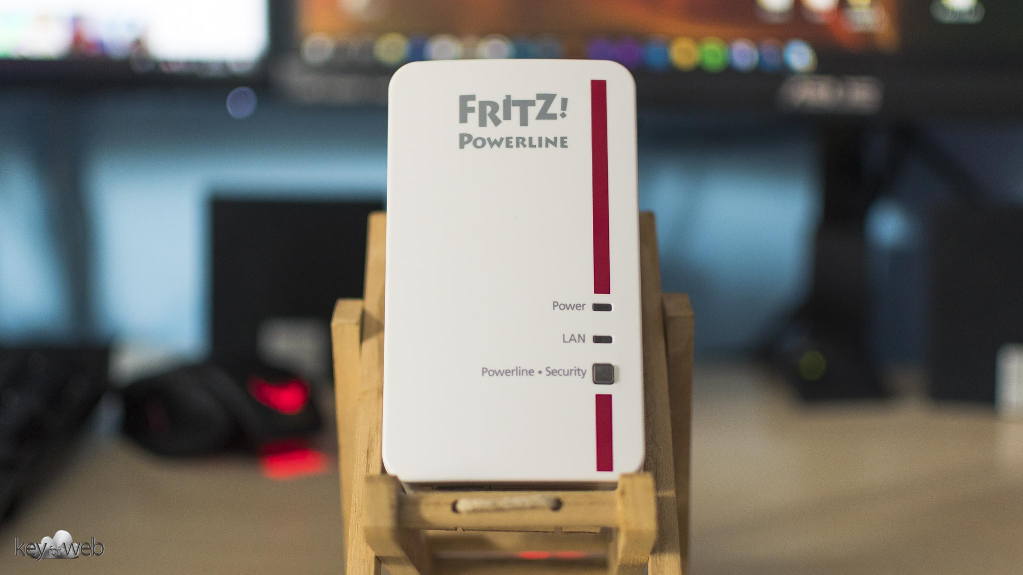 Recensione Fritz!Powerline 1240E WLAN Set Gigabit