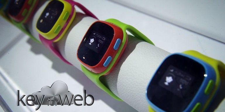 Germania vieta gli smartwatch per bambini e chiede di distruggerli