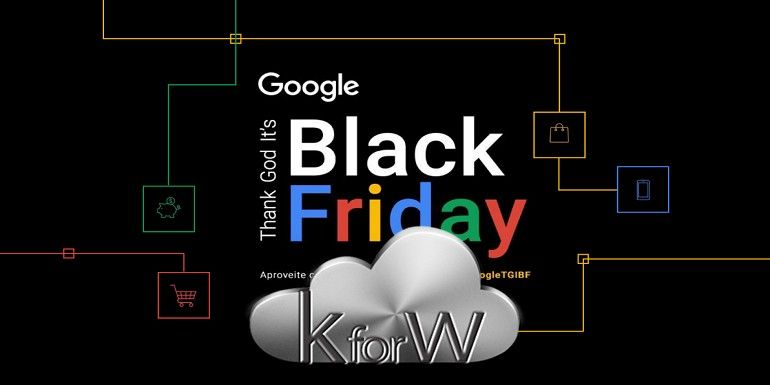 Google Black Friday: sconti su Play Store e Play Music gratis per 4 mesi