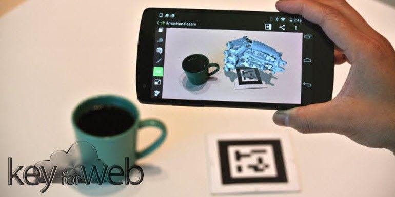 Google: entro il 2018 app AR su milioni di dispositivi Android