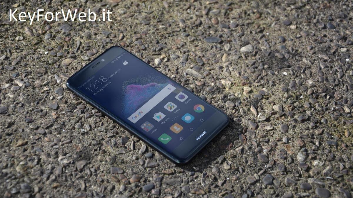 Patch di marzo in arrivo per Huawei P8 Lite 2017