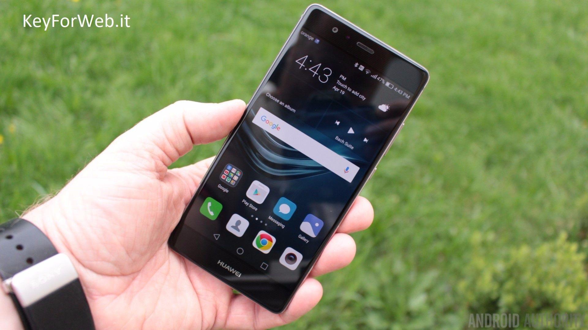 Aggiornamento Huawei P9 Lite in arrivo con le patch di sicurezza Android