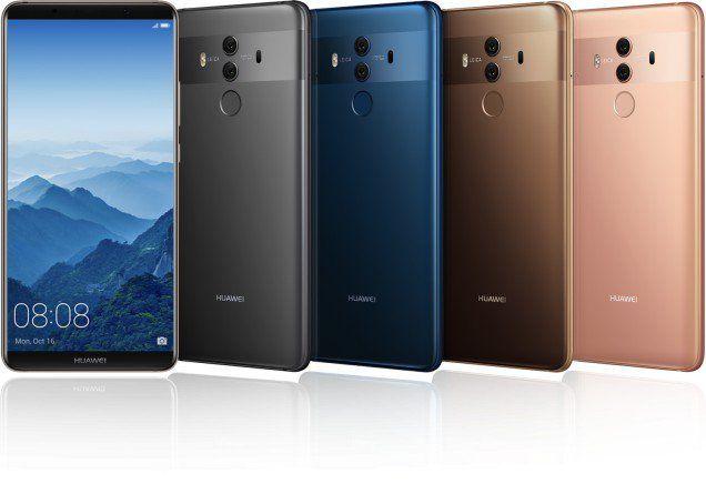 Huawei Mate 10 Pro: ufficiale il rilascio di Android 9 Pie