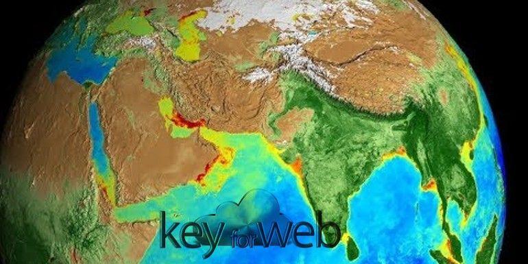 NASA mostra 20 anni della Terra in un video timelapse