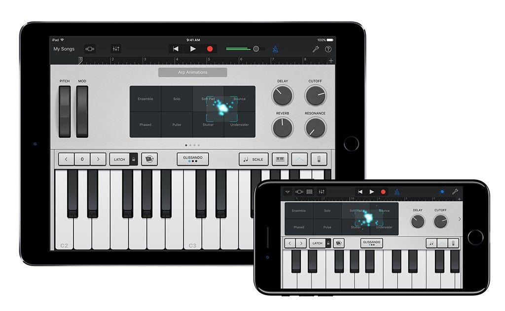 Apple, arriva il nuovo Garageband versione 2.3 per iOS
