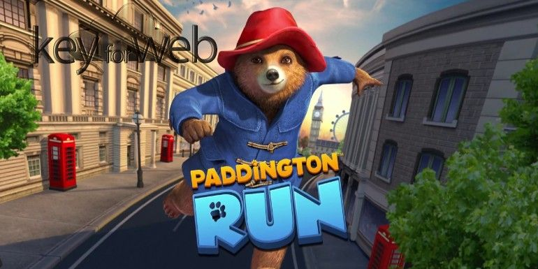 Paddington Run disponibile gratis su iOS e Android