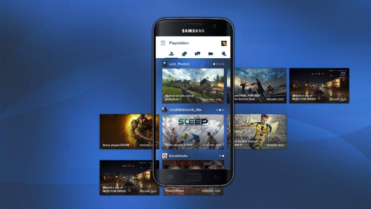 PlayStation App: nuovo look su Android ed iOS