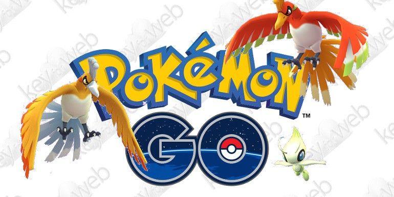 Pokémon GO, indizi sull'arrivo di Ho-oh e Celebi
