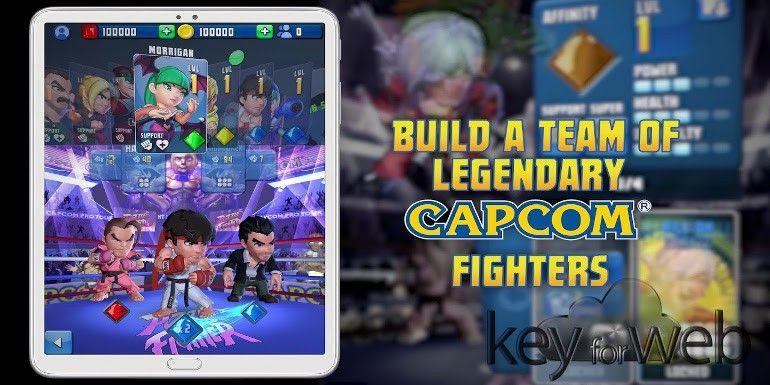 Puzzle Fighter, nuovo titolo Capcom gratis su iOS e Android