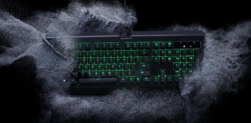 Razer BlackWidow Ultimate la tastiera gaming ultra resistente