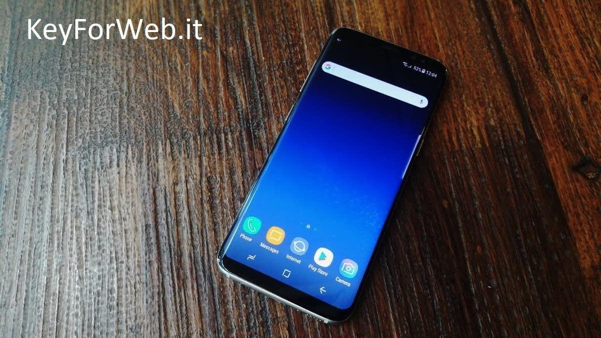 Fortissimo prezzo per Samsung Galaxy S8 e Huawei P8 Lite 2017 con il Black Friday Amazon