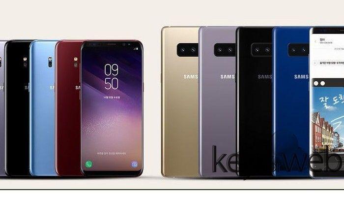 Prova Samsung Galaxy S8 e Note 8 per un mese, con Galaxy Experience