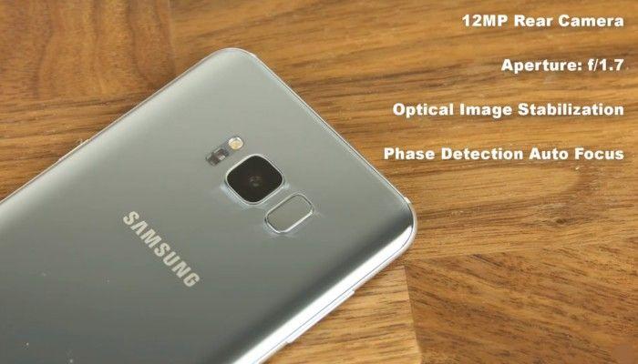 Samsung Galaxy S8, gli utenti segnalano diversi problemi alla fotocamera