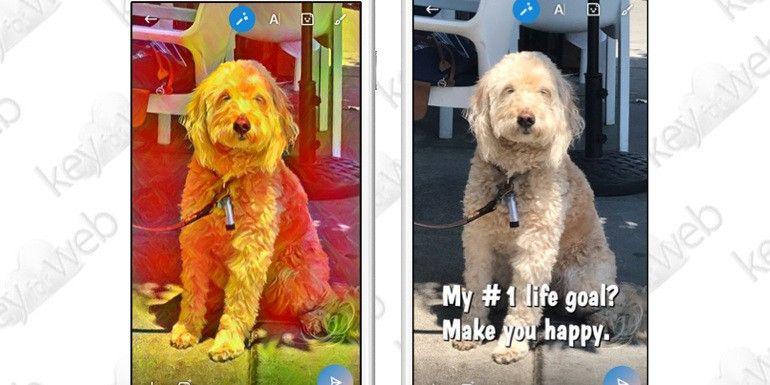 Skype: in arrivo effetti foto con IA stile Snapchat