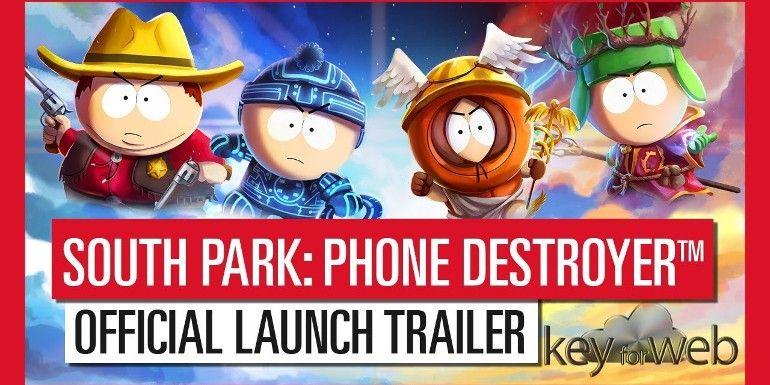 South Park ufficialmente disponibile per iOS e Android