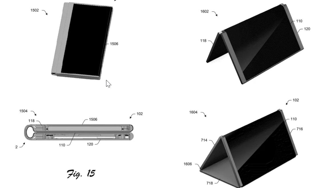 Microsoft, Surface Andromeda sarà un Surface Folio ?