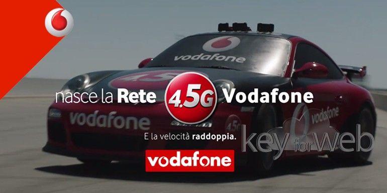 Vodafone porta il 4.5G a Napoli