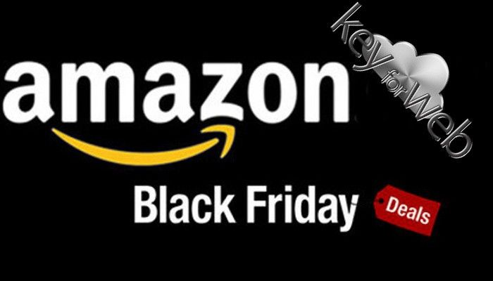 Amazon black Friday, le offerte di oggi