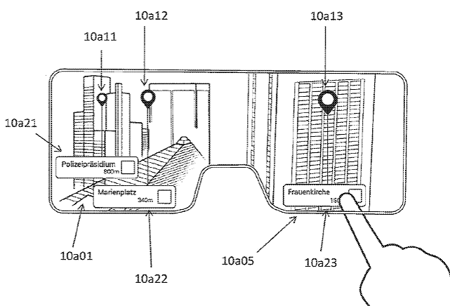 Apple visore realtà aumentata