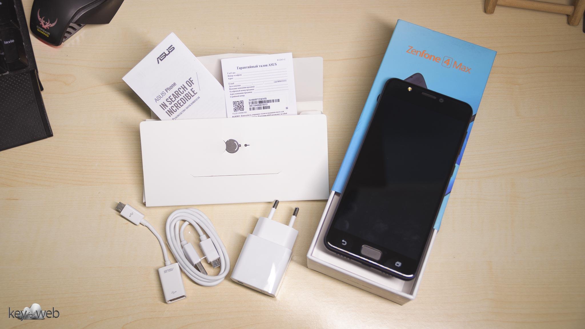 ASUS Zenfone 4 Max: doppia fotocamera e lunga autonomia sulla fascia media