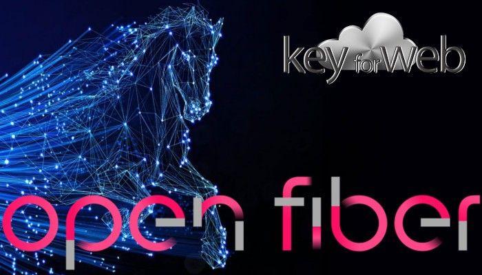 Banda Ultralarga, la fibra ottica di Open Fiber in altre regioni