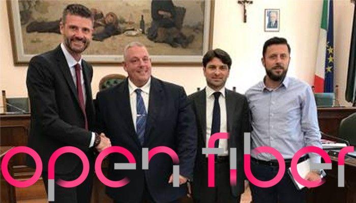 Open Fiber raggiunge Grosseto con la sua fibra ottica da 1 Gbps
