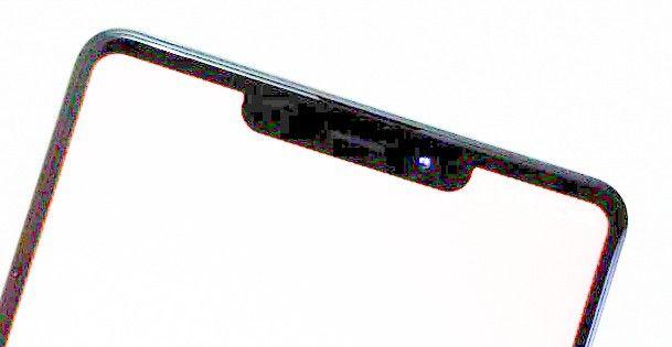 fronte Xiaomi Mi Mix 2S