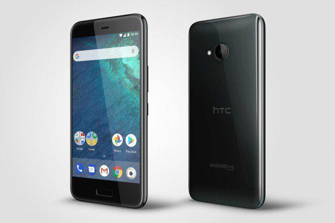 HTC U11 Life ufficiale: Android One in Italia a 395 euro