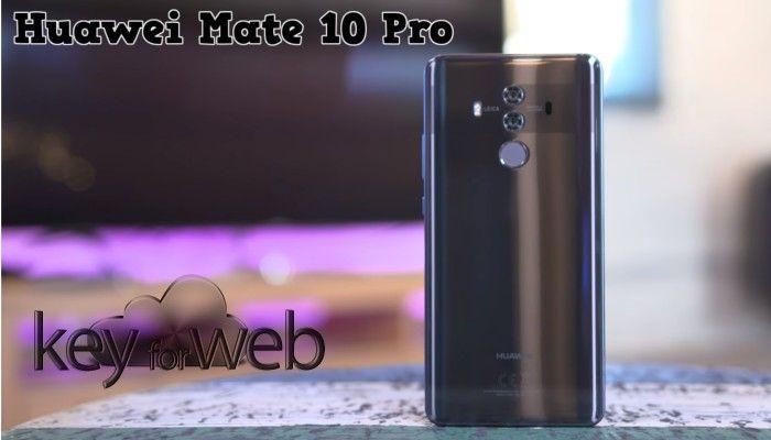 Huawei Mate 10 Pro e Porsche Design sbarcano in italia