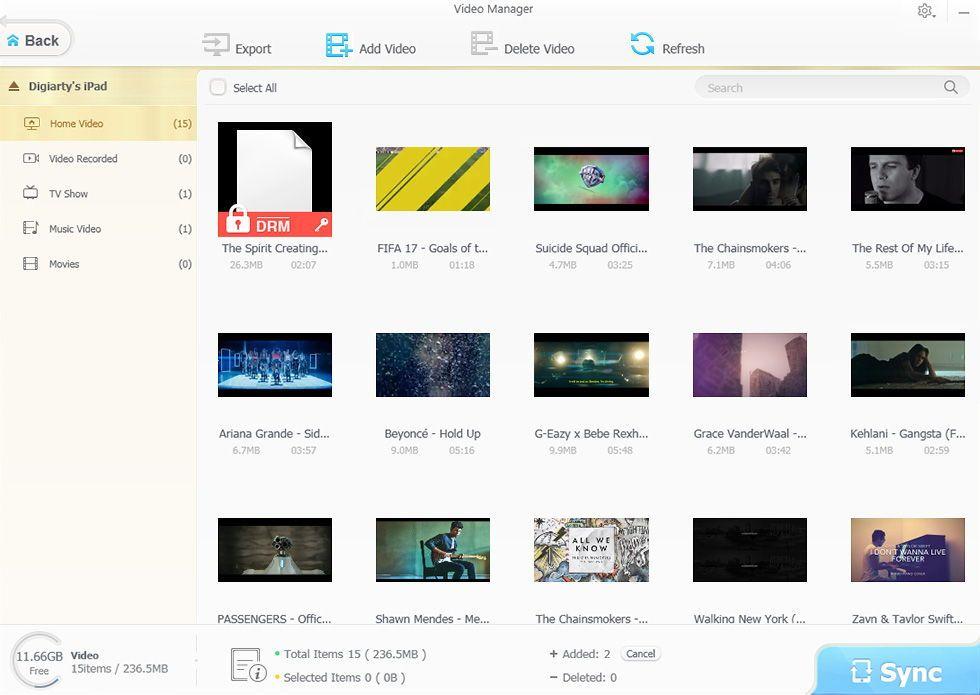 Migliore alternativa iTunes per Windows – WinX MediaTrans