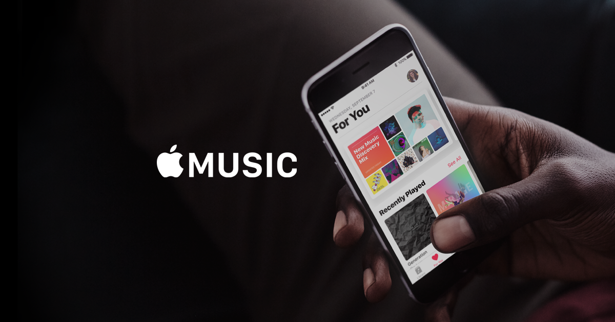 Apple modifica gli asset dedicati ad iTunes ed Apple Music