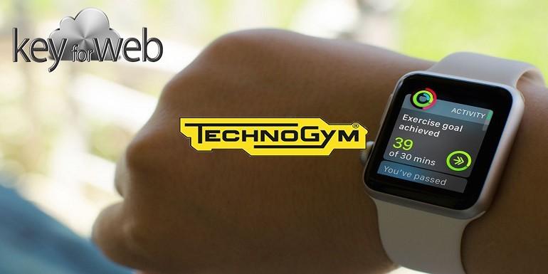 La palestra è sempre più smart: le macchine Technogym compatibili con Apple Watch