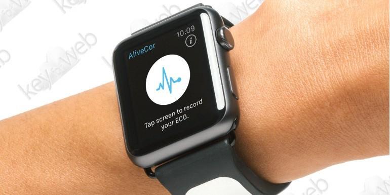 Apple lavorerà sul monitor ECG per i futuri smartwatch