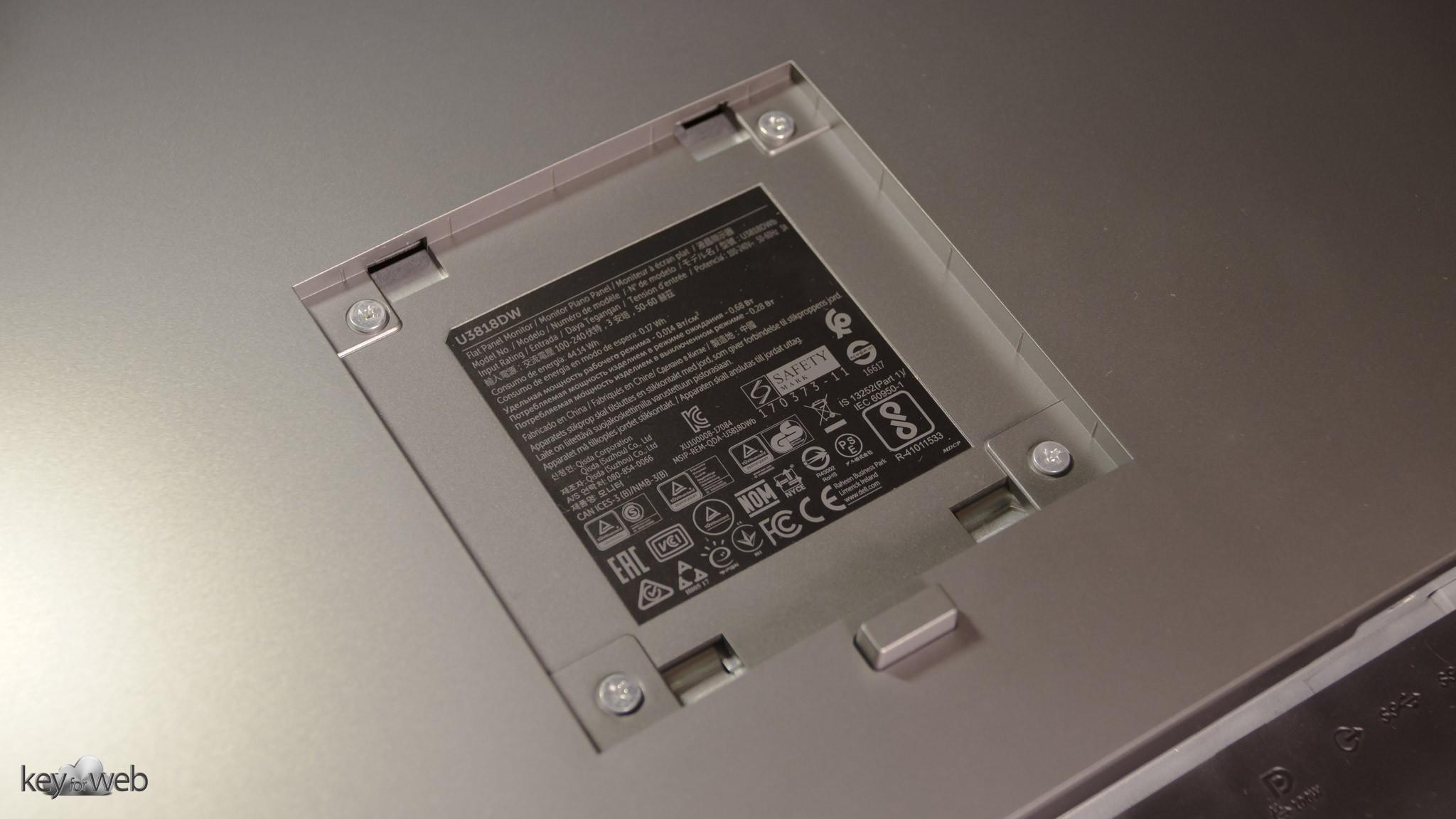 Dell U3818DW: recensione monitor panoramico 38″ WQHD+