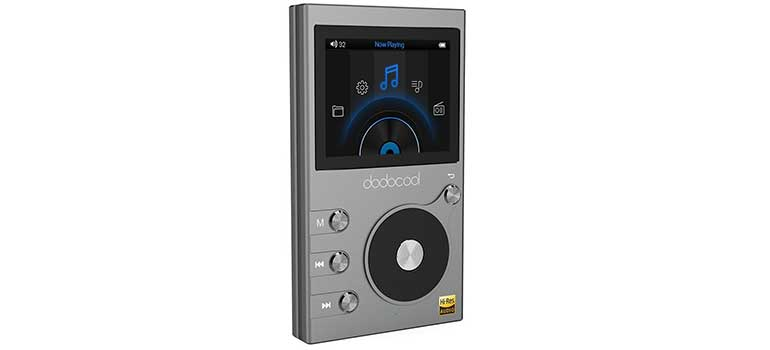 Dodocool HiFi Music Player da 8GB, con coupon Amazon a 36,99€