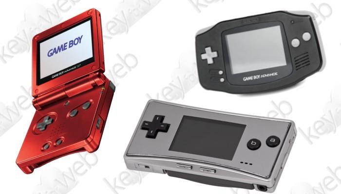 GameBoy Advance, SP e Micro: le differenze sostanziali