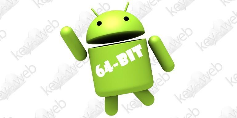 Google: tutte le app Android avranno supporto a 64-bit entro il 2019