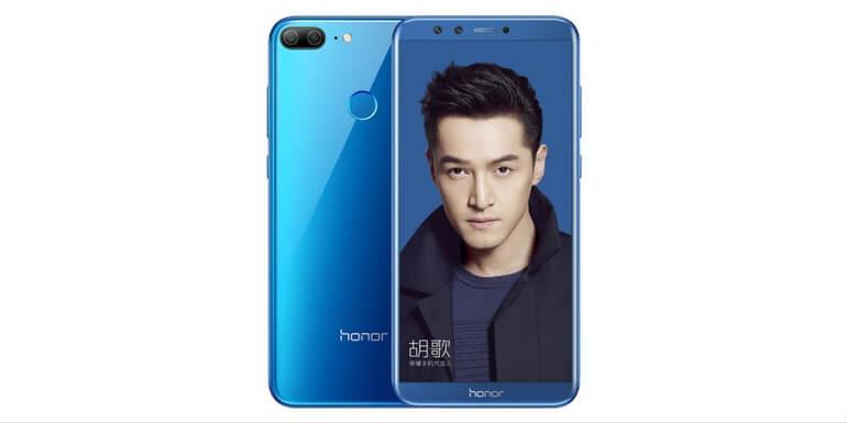 Honor 9 Lite è ufficiale con display 18:9 e quattro fotocamere