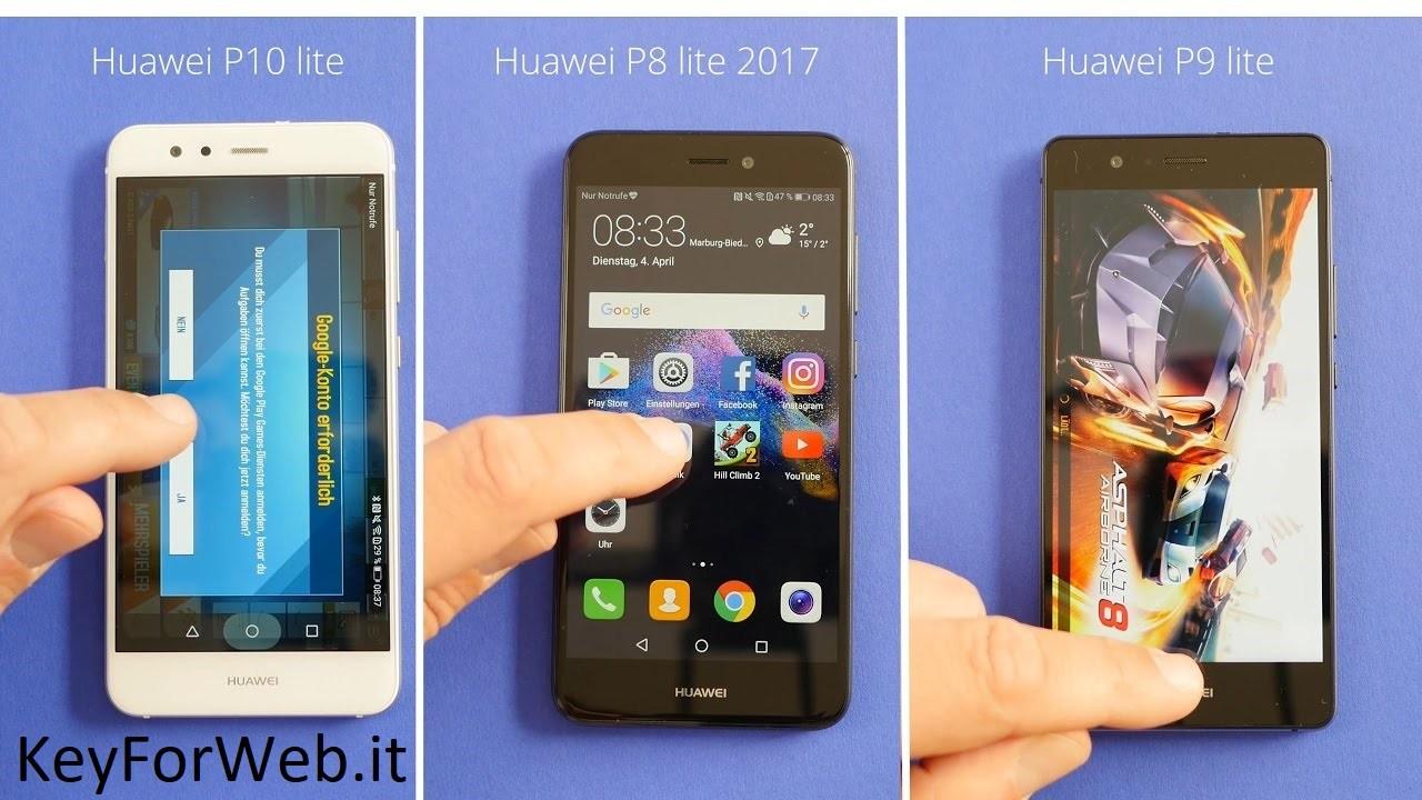 Prezzo speciale di Capodanno per Huawei P10 Lite e P8 Lite 2017: oltre il volantino MediaWorld