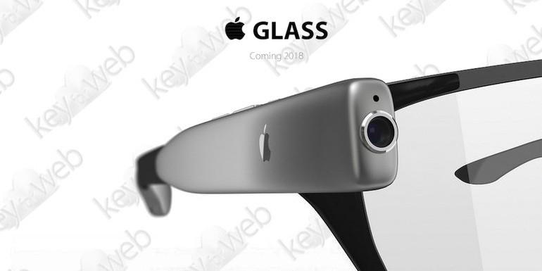 """Gli """"Apple Glass"""" potrebbero debuttare nel 2019"""
