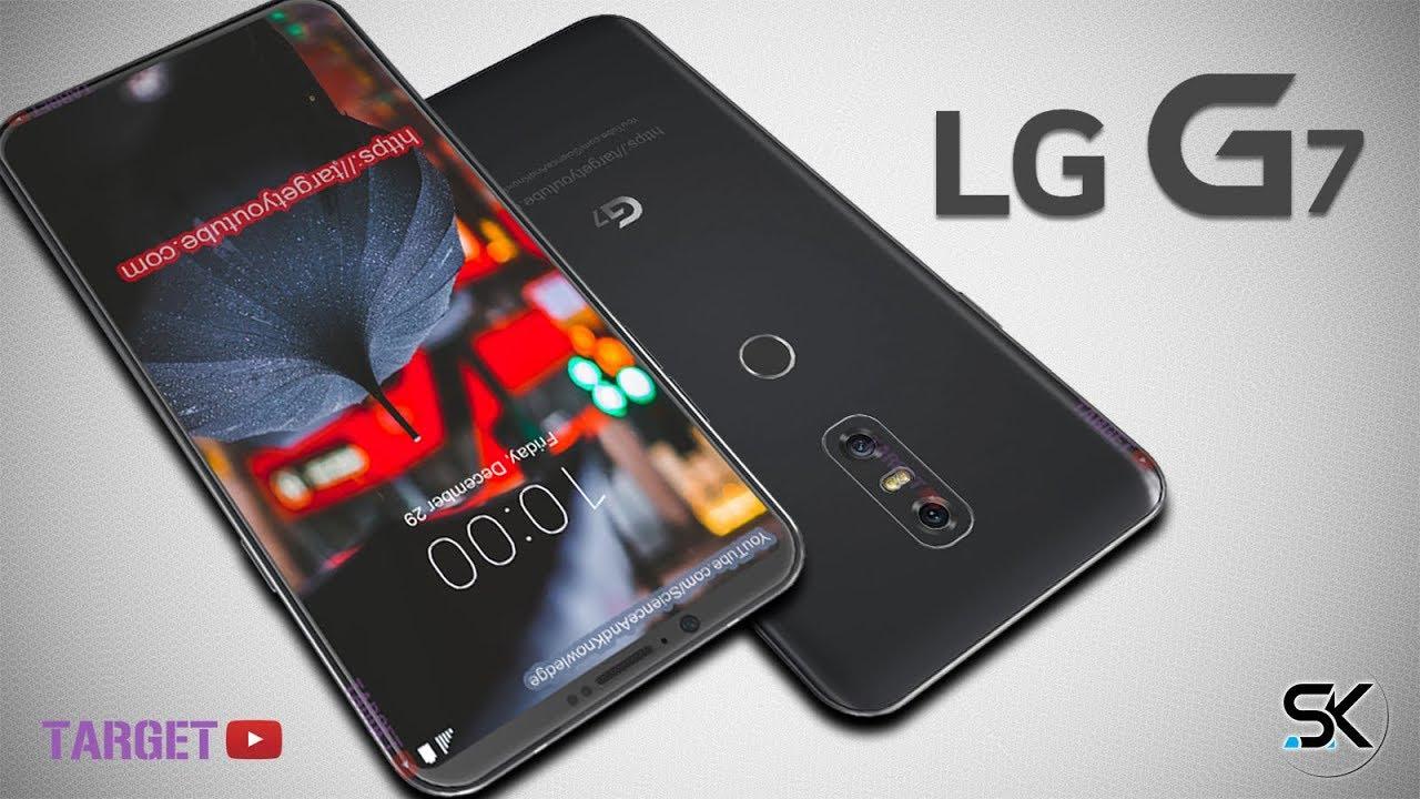 LG G7 sarà presentato a marzo, uscita ad aprile