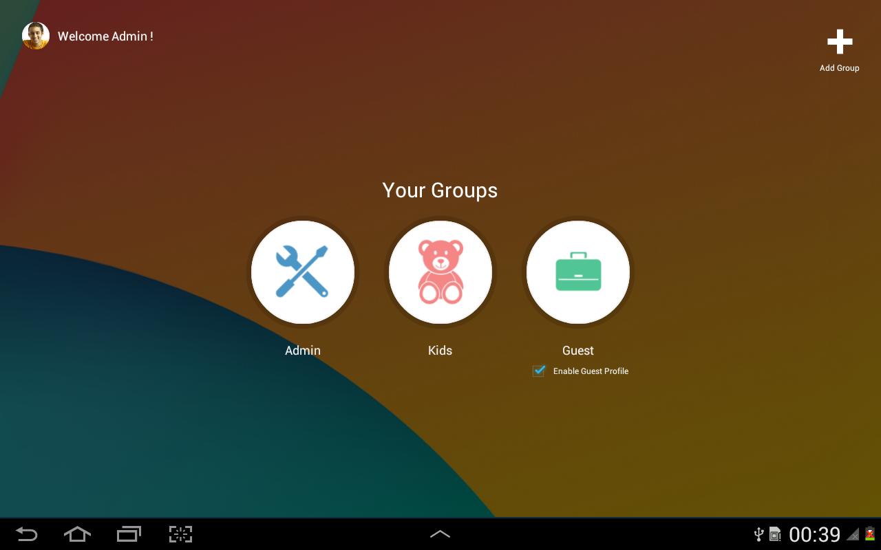 Migliori launcher Android per bambini