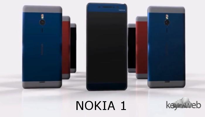 Nokia 1 potrebbe diventare realtà insieme ad Android Go